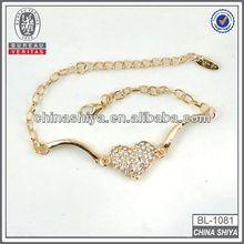 2011 high quality fashion jewelry heavy metal bracelets