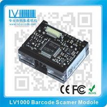 LV1000 Barcode Scanner Serial Part