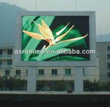 high brightness advertising digital p10 outdoor full color led mobile advertising board