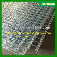 rebar welded mesh panels/reinforced welded wire mesh panel/galvanized welded wire mesh fence panels