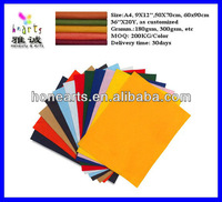 Anti-pull And Anti-crease Nonwoven Polyester Felt