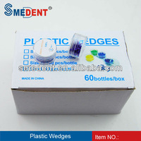 Dental Filling Materials Dental Space Wooden Wedge / Disposable dental material