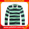2013 Mens custom fashion two color polo shirt