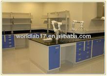 Guangzhou Shuokang epoxy resin tops laboratory furniture,work bench, lab test equipment