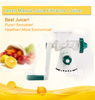 OEM juicer!!Fast Delivery!!Factory price!!Brotes germinados, healthy Lexen juicer!!Wheat grass juicer/hand blender