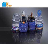mobile phone 31in1 screwdriver set multi tool kits for repair tool set