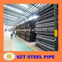 ASTM A53 grade B tuberia de acero sin costura