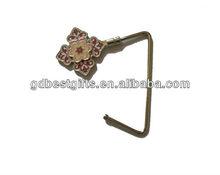 factory custom metal purse holder