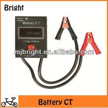 electric bike battery meter