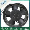 100v/115v/120vac electric fan motor 172x150x51mm