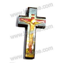 saint wooden religious cross
