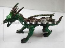 pvc hayvan plastik oyuncaklar çocuklar için Ormanda