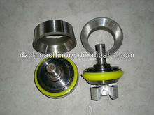 Supply API certified mud pump parts full-open valve and seat