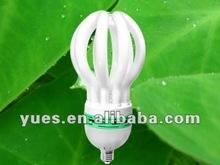 Promotion! 2013 New Product 14mm 85W 4U Lotus Energy Saving Lamp