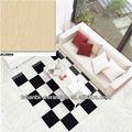 Luz de color amarillo de piedra de pizarra de piso baldosas de cerámica, el mejor precio acabado mate rusitc azulejo de piso( au2604)