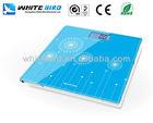 B198 150kg Glass Electronic Digital Smart Cheap Body Weight Scale