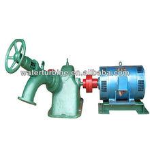 Mini hydro turbine