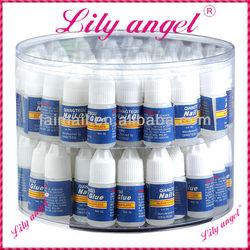 Transparent Bond Nail Glue for Nail Decoration