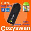 Android dual core WIFI Bluetooth HDMI RK3066 mini pc mk809 ii tv box