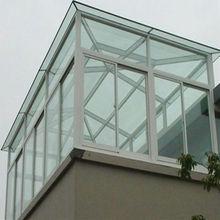 Aluminium Sun Room Aluminum winter garden outdoor glass sun room
