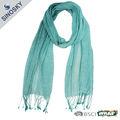 夏の薄い綿のスカーフ