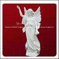 ao ar livre decorativa branco anjos e figuras de fadas