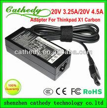 Genuine FOR IBM Lenovo ThinkPad X1 Carbon 3448-35U Laptop, 90W AC Power Adapter