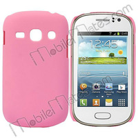 Wholesale Protective Back Hard Case Cover for Samsung Galaxy Fame S6810 (Pink)