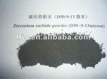 Professional manufacturer!Millitary materials zirconium carbide manufacturer (excellent high-temperature property)