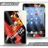 Transparent screen film for ipad mini