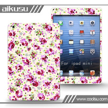 Factory price for ipad mini color printing screen protector