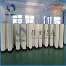 FILTERK Cement Plant Jet Pulse Cartridge Filter