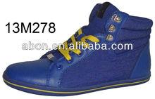 Sneaker design for fashion men