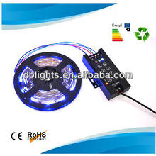 Colour changing LED mood light Kit with IR Remote control 500mm LED strips