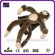 Plush flying monkey