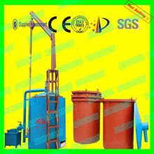 best-selling smokeless energy-saving bamboo charcoal machinery/bamboo charcoal making machine
