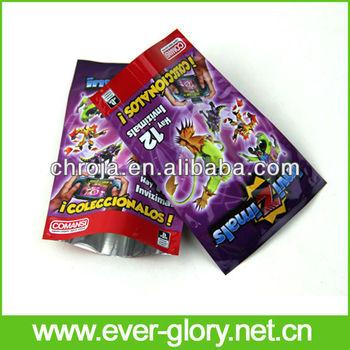 OEM China Factory Direct Foil Custom Waterproof Bags