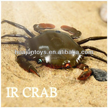 NEW! 9995 IR animal hot sell infrared remote mini crab,good quality and best