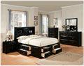 Cbe-024 caliente de la venta de madera maciza dobles juegos de cama