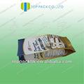 Plástico saco de reforço para a embalagem de café, chá