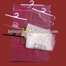 various plastic insert hook for poly bag