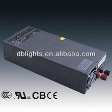 LED lighting 12V/24V 1000W transformer