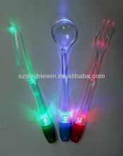LED Flashing Fork/Cutlery/Tableware For Party/Wedding