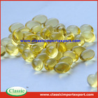 Cod Liver Oil Softgel Capsule Oem Private label