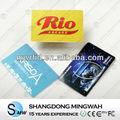 La venta caliente!!! Personalizado 13.56 mhz rfid paraimprimir la tarjeta ultraligero( 1k/2k/4k) con la entrega oportuna de fabricación original
