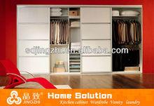Modern white modern bedroom doors built in wardrobes wooden almirah cabinet affordable bedroom furniture