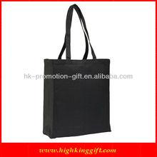 Blank Cotton Canvas Beach Tote Bags Wholesale HKCS-1400