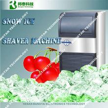 Ice machine, large ice cube making machine, snow ice shaver machine