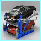 Factory Wholesale Cheap 2 Post Tilting Hydraulic 2 Floor Parking Systems