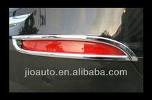 ABS Chrome Car Rear Fog Lamp Cover Trim for B M W X1